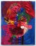 Kohei Akiba: Untitled, 2012. Oil on canvas, 18 x 15 in.
