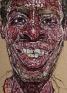 Schandra Singh: Rinaldo, 2012. Oil on linen, 38 x 28 in.
