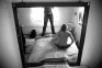 PAT Untitled (Bed Mirror), 2003. Gelatin silver print, 14.5 x 21.5 in (image size), ed. of 7.