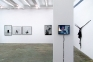 Installation view toward west wall.