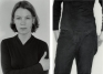 Michael Schmidt, Untitled (from Frauen), 1997-1999. Gelatin Silver Print, 44 x 30 cm each, ed. 6.