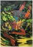 Haley Josephs, Fallen, 2019. Oil on canvas, 20 × 16 in.