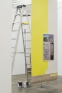 Problems and Solutions: Section 3, 2017. Photographic wallpaper, ladder, paint roller and rod, paint