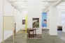 Installation view: north wall