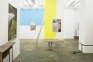 Installation view: east wall