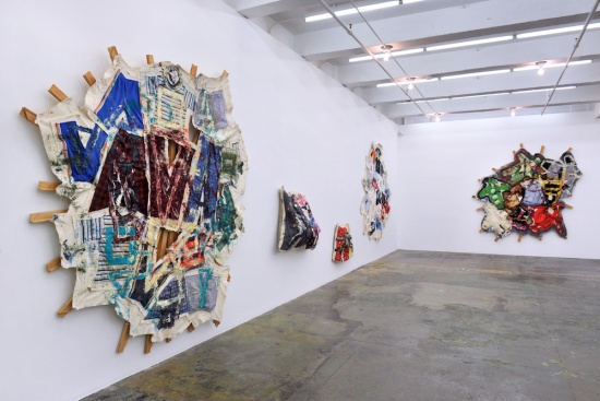 Quilt painting gallery image
