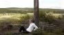 still from: Niklas Goldbach, The Nature of Things, 2011, HD video, stereo, 202 min loop