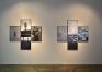 each: Niklas Goldbach, Untitled, 2015, 4 digital pigment prints on archival paper, 59 x 59 in