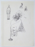 Soumenlinna Series, 1999. Work on paper, 13.75 x 9.75 in.