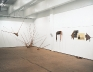 Installation view: Senga Nengudi, Répondez s\'il vous plaît.