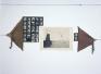 Installation view: Senga Nengudi, Répondez s\'il vous plaît, exhibition poster from Just A