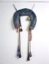 Senga Nengudi, Inside/Outside, 1977. Nylon mesh, rubber, foam, 5 x 2 feet.