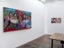 Installation view, projece space: Vinod Balak, Faiza Butt.