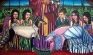 Vinod Balak: Wedding on a Holy Friday, 2010. Oil on canvas, 44.8 x 77.1 in.