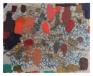 Jackie Gendel, tbt, 2019. Oil on linen, 48 x 60 in.