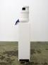 Cassie Raihl: Cooler, 2012. Mixed media, 45.5 x 12 x 10 in.