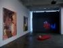 Installation view, west and north wall: Lauren Luloff, William Santen, Cassie Raihl.