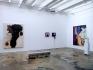 Installation view, east and south wall: Lauren Luloff, Cassie Raihl, William Santen.