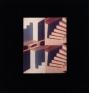 Blue + White Space Penetration Series #10, 1983. Nimslo 3D photographic construction on Plexiglas,15