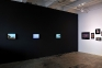 Installation view, east wall.