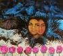Chitra Ganesh, Teri Mehfil, 2007. Acrylic on board, 31 x 28.75.