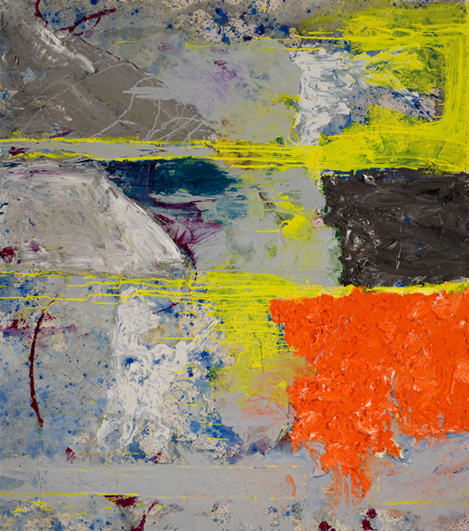 Featured image for in situ - paintings 1973 - present - , Dona Nelson