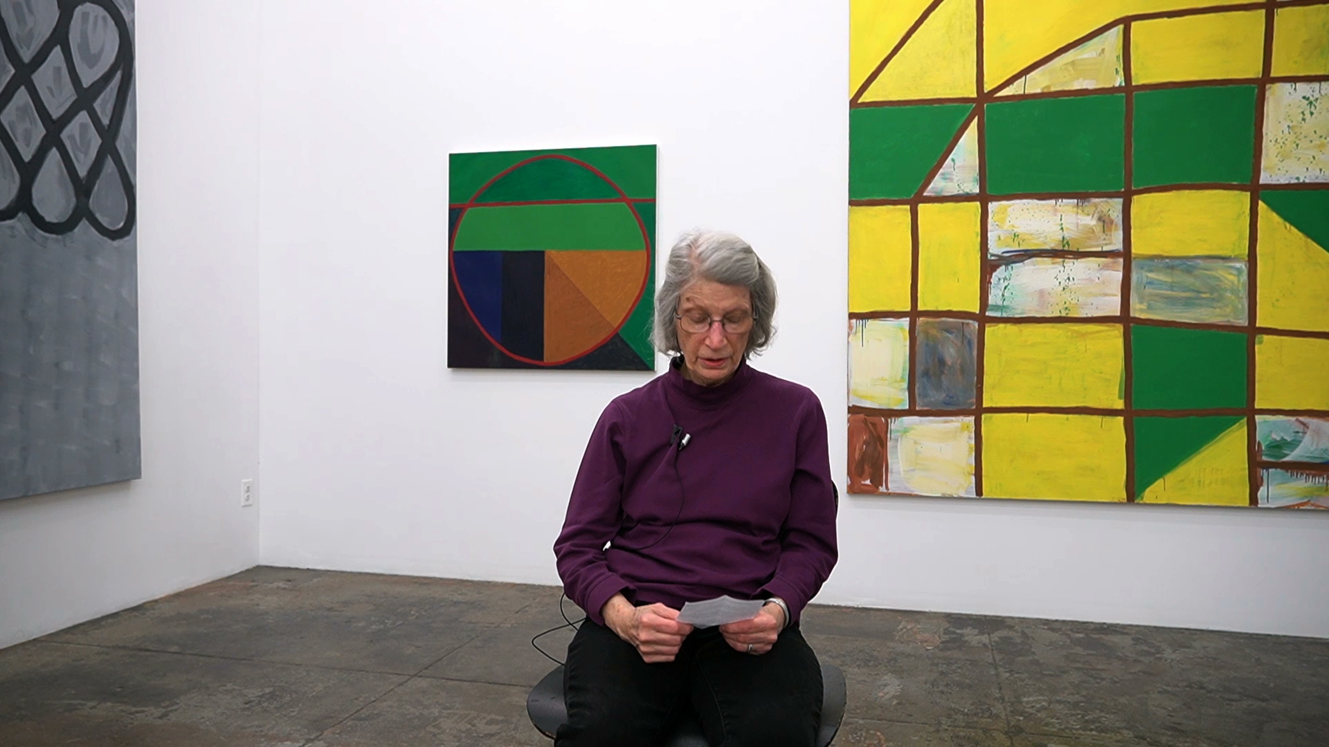 Featured image for Notes on Painting 1969 - 2019 - Harriet Korman