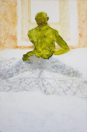 Featured image for Paint as Figure - , Kohei Akiba, Jonathan Delachaux, Jennifer Packer, Schandra Singh, Zheng Wei