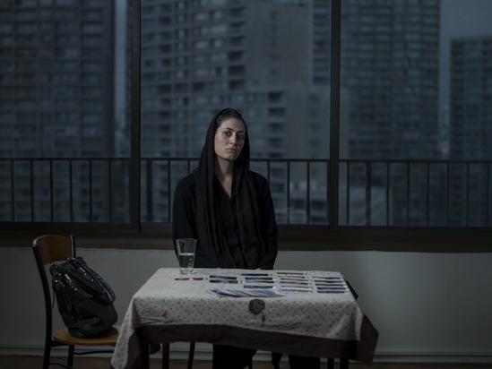 Featured image for Look - Newsha Tavakolian