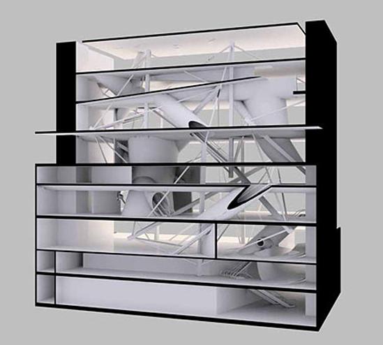 Featured image for Toroidal Architecture - Preston Scott Cohen