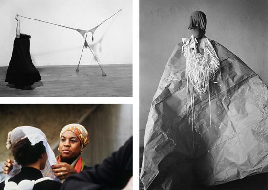 Featured image for Performances 1976 - 81 - Senga Nengudi
