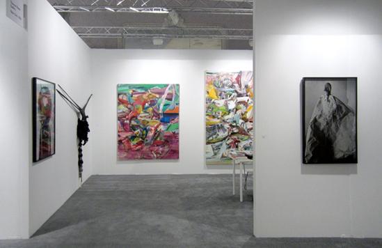 Featured image for NADA Miami Beach 2012 - , Senga Nengudi, Haeri Yoo, Jenny Scobel