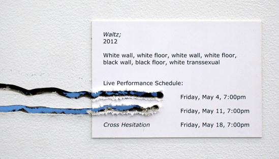 Featured image for Waltz; - Yve Laris Cohen