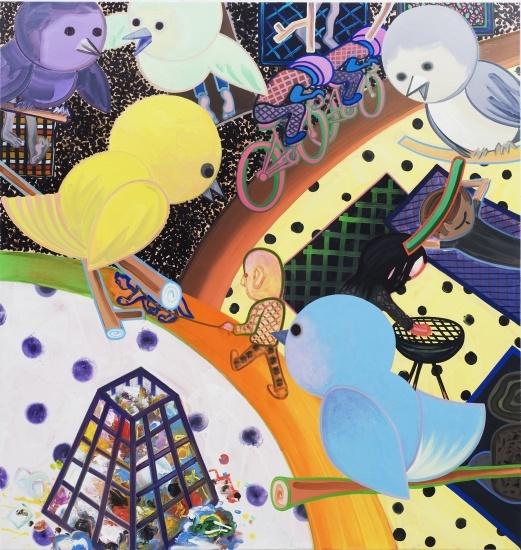 Featured image for Adalbertstraße, Krazy Kat und Artforum-Leser - Marcus Weber